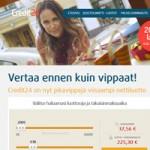 Credit24.fi pikavippi